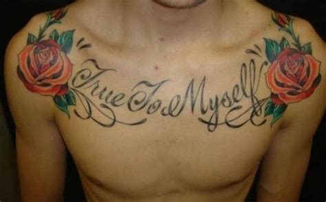 41 Quotes Tattoos On Chest Chest Quote Tattoos For Guys
