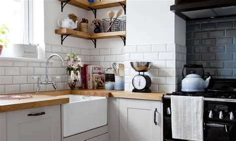 shaped kitchen ideas  multipurpose spaces ideal home