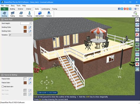 home design software overview decks and landscaping best home design software 100 home design maker house