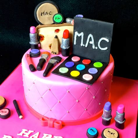 birthday themed makeup wacky and whimsical birthday cake ideas for women
