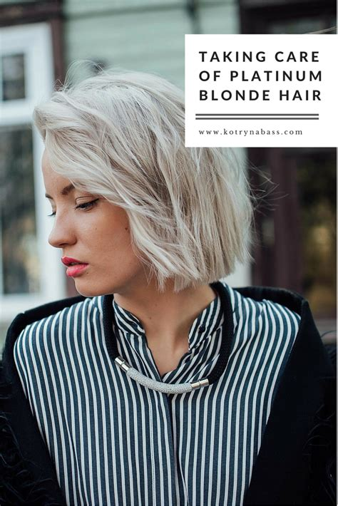 why is gray hair so hard to manage taking care of platinum blonde hair lifestyle blog