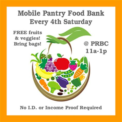 4th saturday mobile pantry foster care adoption
