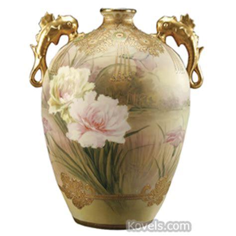Rare Vases Antique Antique Nippon Pottery Amp Porcelain Price Guide