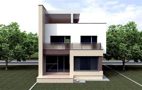 casa tre fachadas de casas de 3 pisos