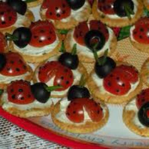 kid friendly summer appetizers appetizer easy and adorable baby shower ideas kid bacon and spinach
