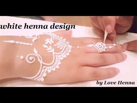 henna tekening maken funnydog tv