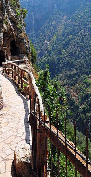 hiking trip  qadisha valley private tours