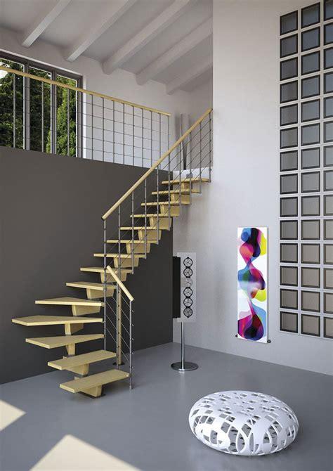 scala di legno per interni 25 modelli di scale in legno per interni dal design