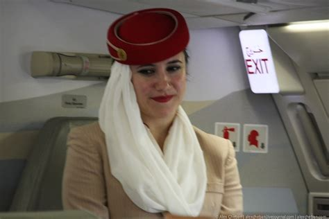 Dress Code For Cabin Crew by Flight With Emirates