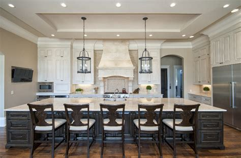 extra large kitchen islands with seating rembun co extra large island that seats five custom wooden