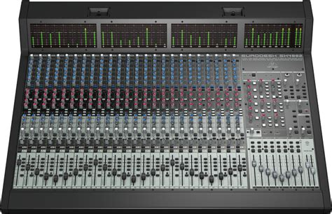 Mixer Behringer Termurah kurnia musik semarang behringer eurodesk sx4882
