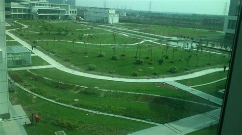 In Hcl Noida For Mba Marketing by Plush Green Cus View 1 Hcl Technologies Office