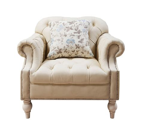 Country Armchair by Bf8311 Traditional Country Leather And Fabric Armchair