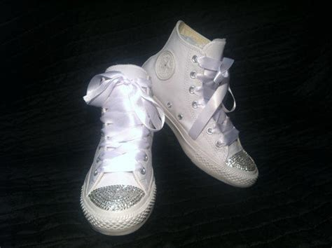 customize chuck shoes custom converse wedding shoes chuck from coutureconverse on