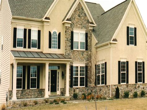 stucco and brick homes colonial homes with stucco and brick and stucco
