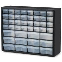 Black Plastic Drawers 44 Drawer Black Plastic Storage Cabinet 20 Quot L X 6 3 8 Quot W X