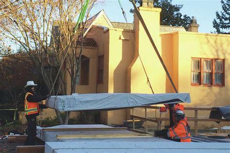 building  cross laminated timber jlc