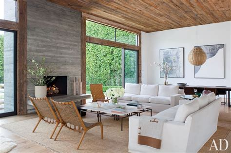 architectural digest contemporary living room by standard architects by