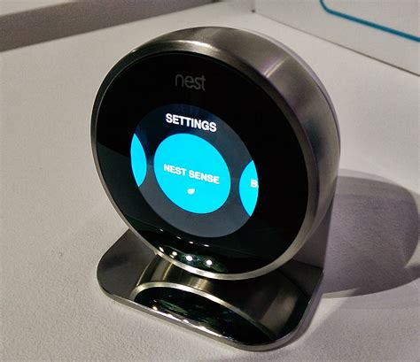 Nest Learning Thermostat UK release date and price   smart heating UK   PC Advisor