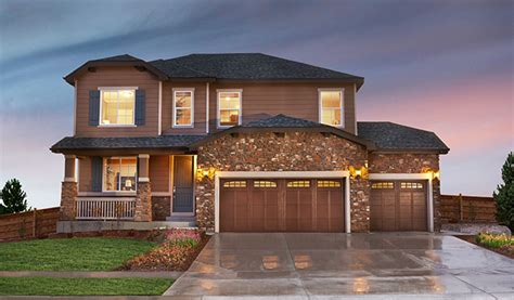 richmond homes design center denver 4 bedroom 3 bathroom 3 car garage floor plans in