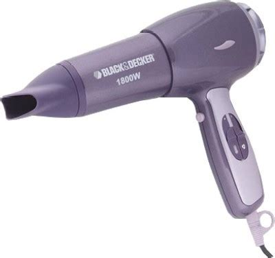 Hair Dryer Flipkart black decker px 1800 hair dryer black decker