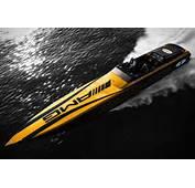 Cigarette Racing X Mercedes Marauder GT S Boat  Uncrate