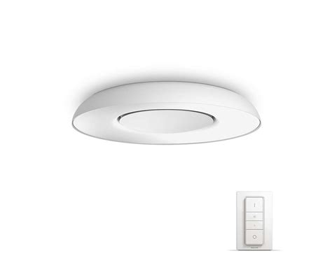 Lu Plafonceiling Philips 33343 hue white ambiance still ceiling light 3261331p7 philips
