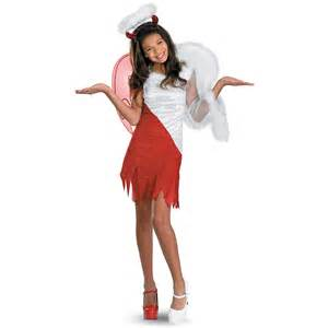 kids devil halloween costumes kids heavenly devil costume