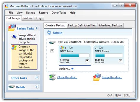 full version ghost software 3 free norton ghost alternatives to create a full windows