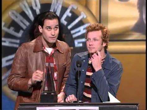 Stones Crotch Wins Prize by Temple Pilots Win Heavy Metal New Artist Ama 1994