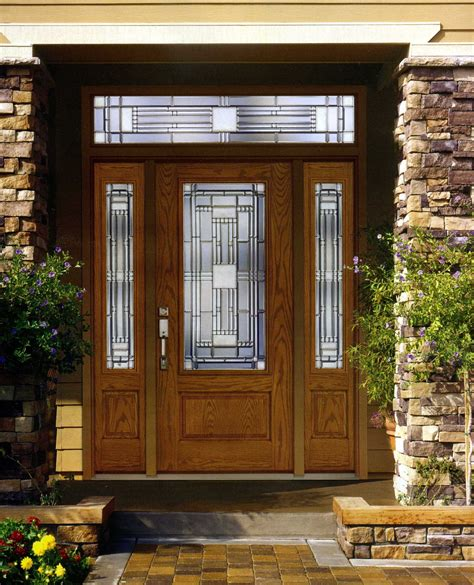 solid wood front why you need a solid wood front door for your home
