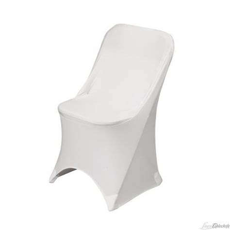 linen stretch white chair cover rentals naples fl   rent linen stretch white chair cover