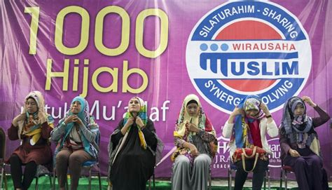 Mukena Yaman busana muslim familita pernah tembus pasar yaman dan turki