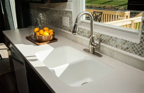White Corian Countertop by Corian Worktops Worksurfaces Zolid Manufacturing