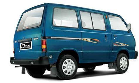 Suzuki Vans New Maruti Suzuki Omni Maruti Omni Commercial Vans
