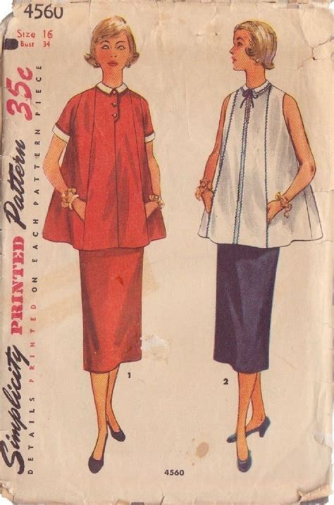 pattern maternity clothes 12 best maternity patterns images on pinterest vintage