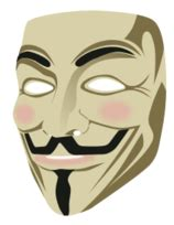 fawkes clipart fawkes masks clipart clipground