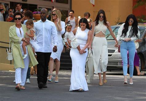 fotos de la familia kardashian 2015 ellas son 250 nicas as 237 fue la personal y original