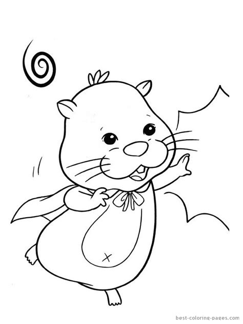 zhu zhu pets coloring pages to print az coloring pages