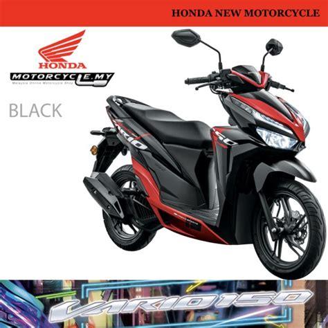 honda vario  malaysia motorcyclemy