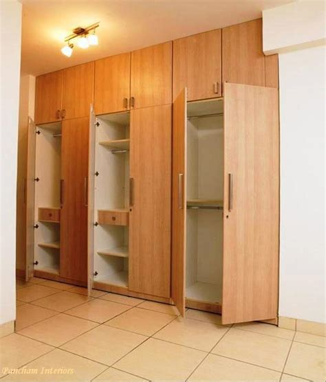 How To Wardrobe by 5 Doors Wooden Wardrobe Hpd441 Fitted Wardrobes Al Habib Panel Doors