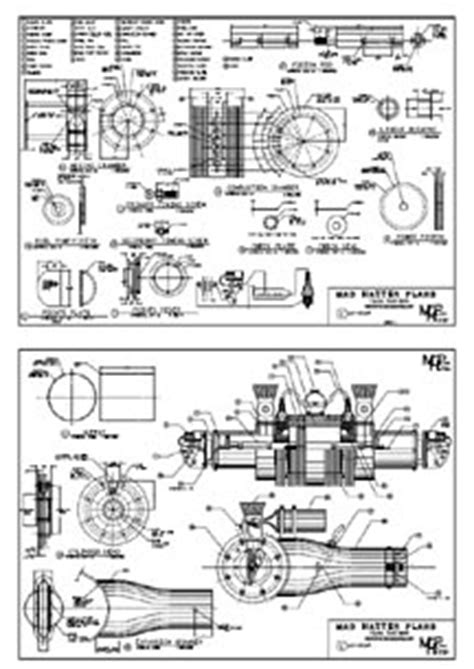 Homemade Gold Trommel Design by Turbojet Engine Plans Turbojet Free Engine Image For