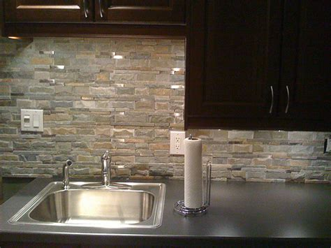 easy to clean kitchen backsplash backsplash flickr photo