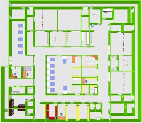 desain layout dalam manajemen operasional desain instalasi bedah pusat terpadu rs kelas c dr