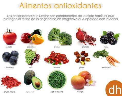 alimentos anti oxidantes alimentos antioxidantes verduras antioxidantes