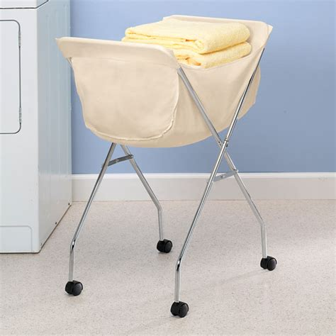 Laundry Cart With Wheels Rolling Laundry Cart Easy Laundry With Wheels
