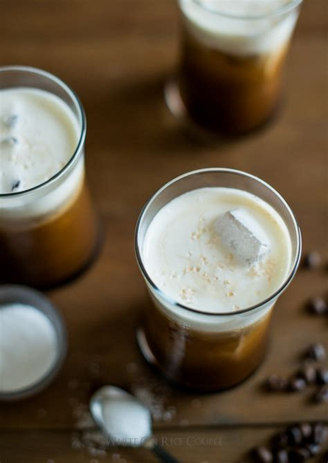 salt and coffee sea salt iced coffee recipe and recipes and new