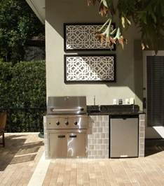 small outdoor kitchen ideas 15 smart outdoor kitchen ideas best free home design