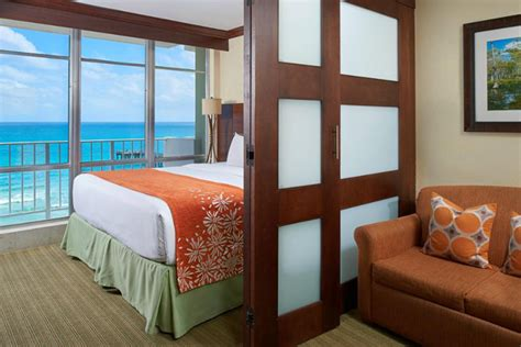 3 bedroom suites in miami fall miami vacation at the newport beachside hotel and