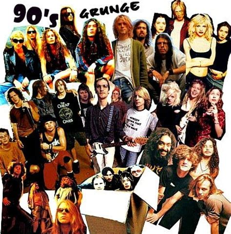 best grunge rock bands 90s grunge bands hairstyles